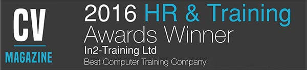 2016 Computer Training Award